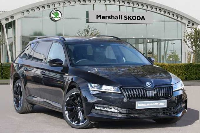 SKODA Superb 2.0 TSI 272ps 4X4 SportLine Plus DSG Estate