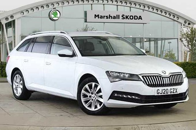 SKODA Superb 2.0 TDI SCR (150ps) SE Technology Estate