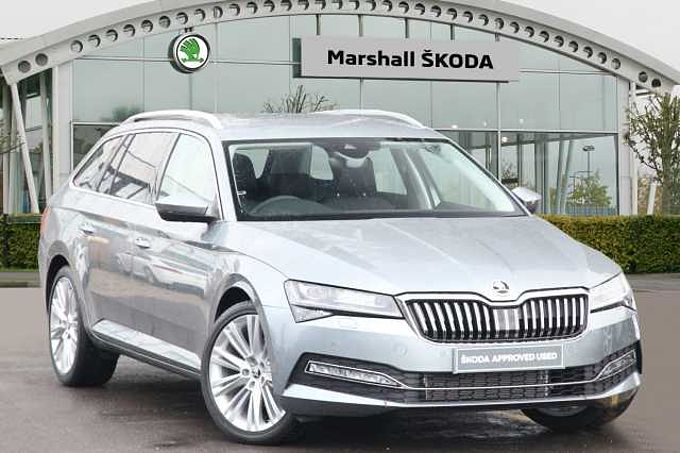 SKODA Superb 2.0 TDI SCR (190ps) SE L DSG 5Dr Estate